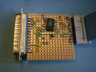 picture of front of board